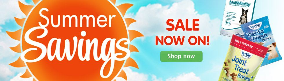 VetVits Summer Savings