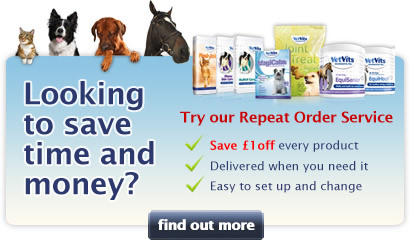 Looking to save time and money? Try our repeat order service